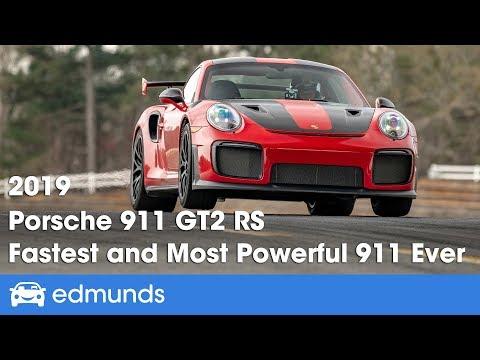 2019 Porsche 911 GT2 RS - First Drive Review