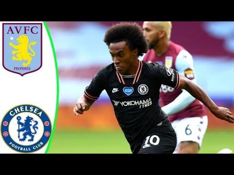 Download Aston Villa vs Chelsea 1-2 - HIGHLIGHTS and Goals RESUMEN Y GOLES 2020 HD