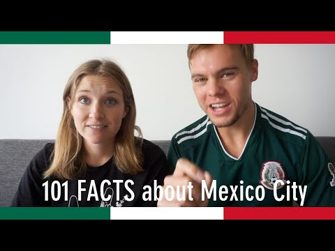101 Reasons Mexico City is the Best City in the World (con subtitulos)