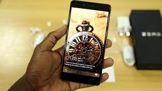 Infinix Zero 4 Unboxing [Kenya]