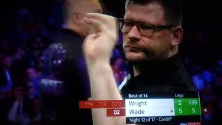 Wright - Wade   Highlights- Premier League 2019   Night 12/17