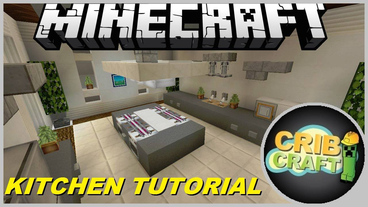 minecraft interior design kitchen how to build a kitchen in minecraft kitchen interior 20614
