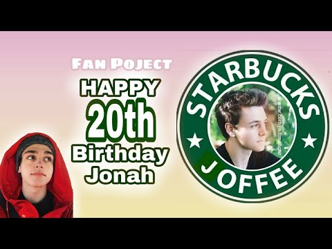 Jonah Marais 20th BIRTHDAY | Why Don't We (Fan Project)