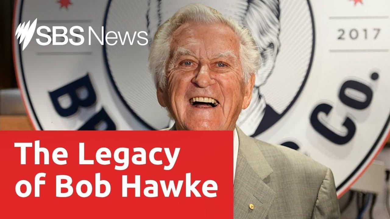 Download Australia mourns former PM Bob Hawke