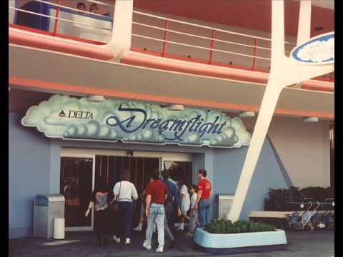Delta Dreamflight Music