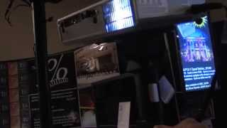 #csnl Video Projector Mount System: By Jeremy Landby Of The Disc Jockey News