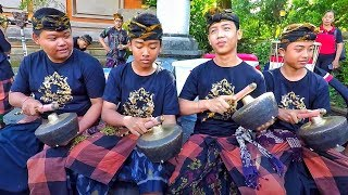 Reong Baleganjur Anak-anak,  Juara 1 Baleganjur Anak-anak se Bali