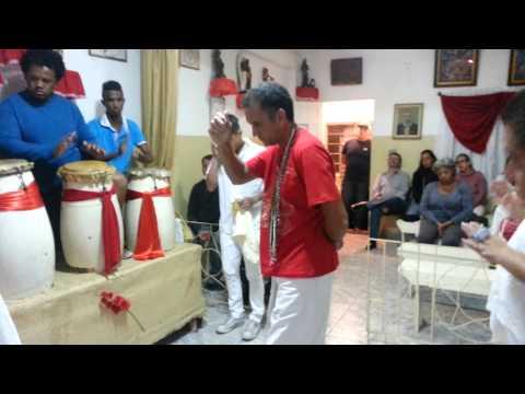 Tenda de Umbanda Cocla Jacira - Festa de Ogum