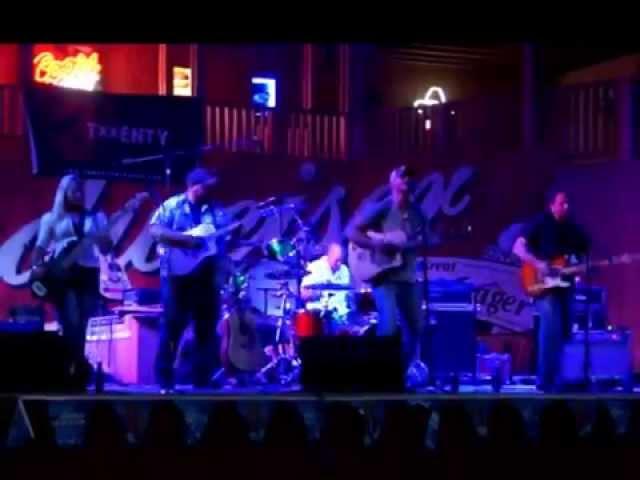 Derrick Dorsey Band Live