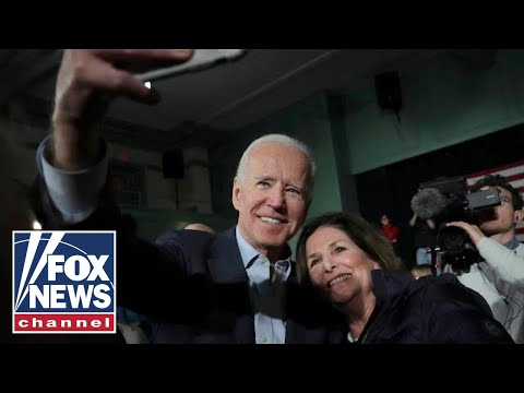 'The Five' reacts to Biden's openness to a GOP running mate