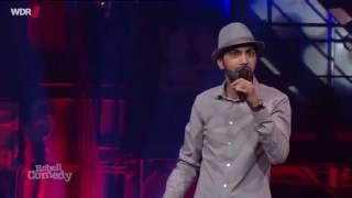 Rebell Comedy Sendung vom 25 10 2014 Enissa Amani,Benaissa,Babak und Usama