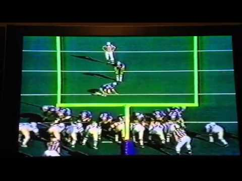 Super Bowl V Duane Thomas scores a TD on screen pass from M