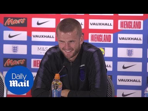 Eric Dier on England facing Croatia for the semi-final - Daily Mail