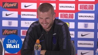 Eric Dier on England facing Croatia for the semi-final