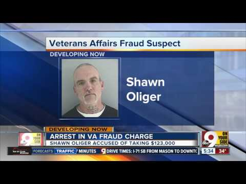 Arrest in VA fraud charge