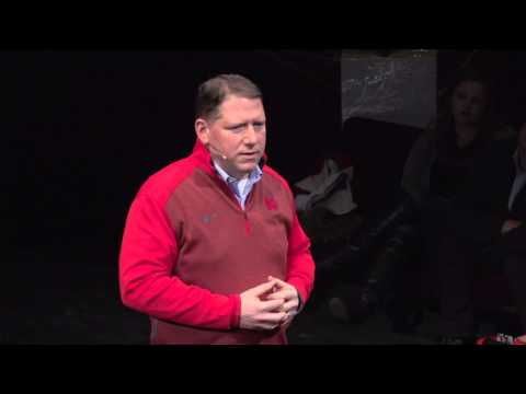 Sustainability:  Why Universities Can Lead by Example | Dr. Troy Hammond | TEDxNorthCentralCollege