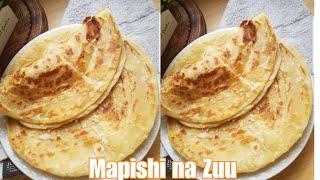 Jinsi ya kupika chapati laini (chapati za kuchambuka)