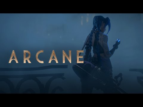 Arcane: Animated Series | Official Netflix Announcement