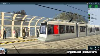 Trainz A New Era: The Outside World (2015 Edition) Pitkin Avenue TRAM {Full}