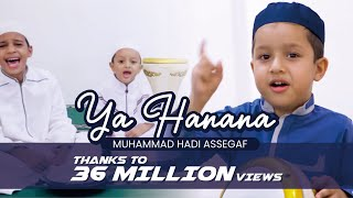Download Muhammad Hadi Assegaf - Ya Hanana (Official Music Video)