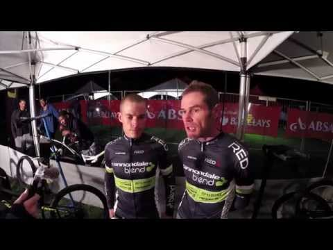 Team Cannondale Blend - Powered by RED-E - Cape Epic 2014 Stage 1 & Prologue