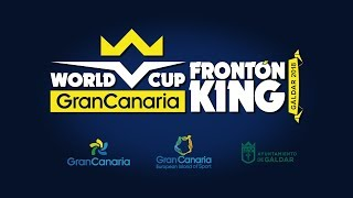 World Cup Gran Canaria Fronton King 2018 Day 3