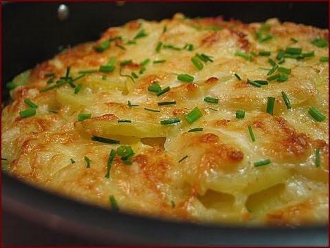 Картофель запеченный в духовке! Potatoes Baked In The Oven!