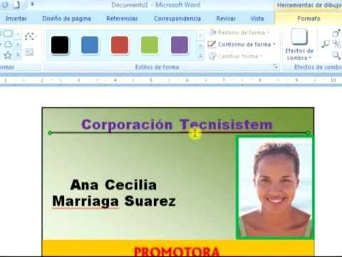 LECCION 10 CREAR UN CARNET EN WORD YouTube
