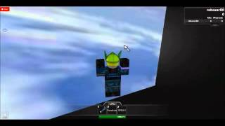 ROBLOX Busters Episode 1, R.S.G. Space Station's Black Room