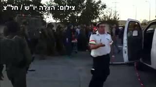 Vehicular Attack In Beit Anoun Near Hebron