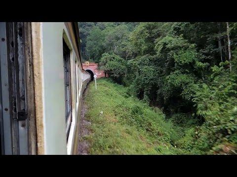 บันทึกการเดินทางรถไฟไทย ขบวนรถด่วนที่ ๕๑ กรุงเทพ เชียงใหม่ Express Train No.51 Bangkok - Chiang Mai