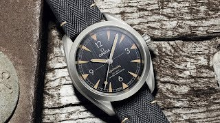 The OMEGA Railmaster Collection