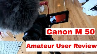 Canon M50 vs iPhone -Unboxing and Feedback After 2 Months