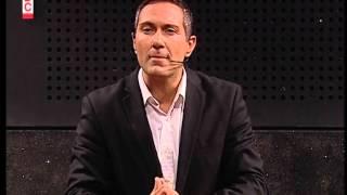 طوني أبو جودة يقلد إعلاميين لبنانيين Comedy Night 6