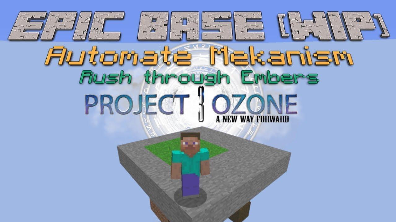 Steam Community :: Video :: Minecraft Project Ozone 3
