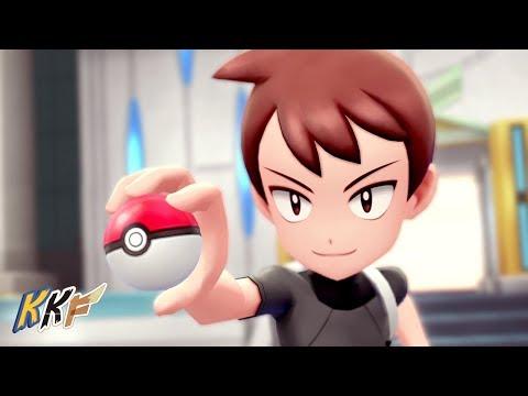 The Champion (vs Merlon) - Pokémon: Let's Go, Eevee! #28