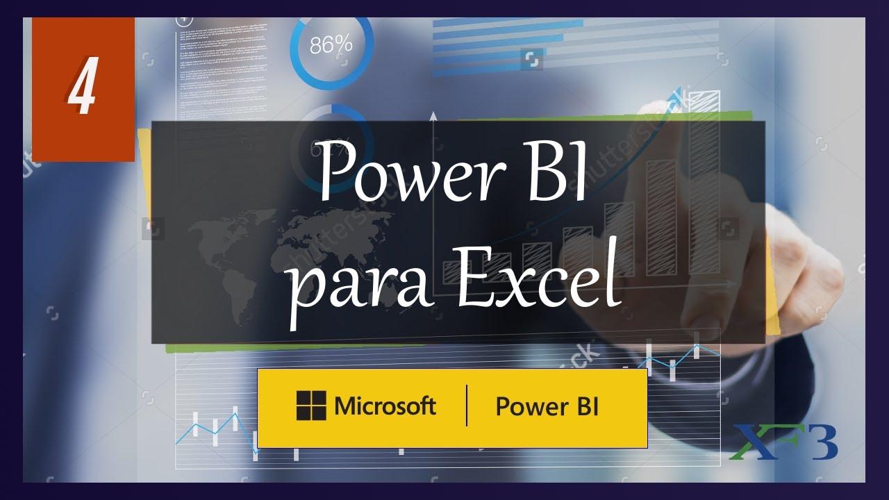 Power BI y Excel Trabajan en Conjunto (Power BI Publisher for Excel) -  Fundamentos Power BI #4