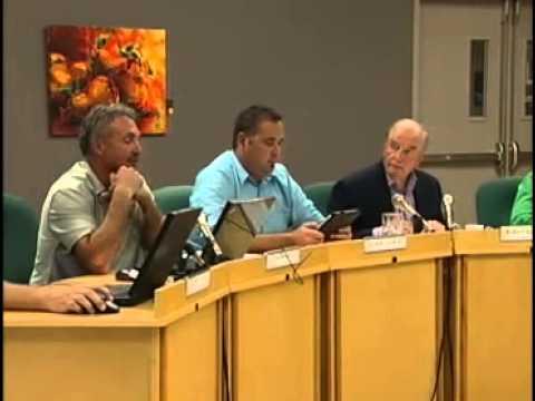 Réunions Publiques - Conseil municipal de L'Ange-Gardien - Septembre 2013