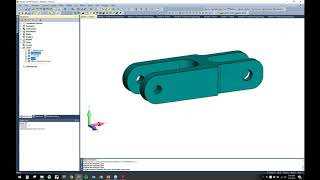 FEMAP User Guide — Simple Layer Example