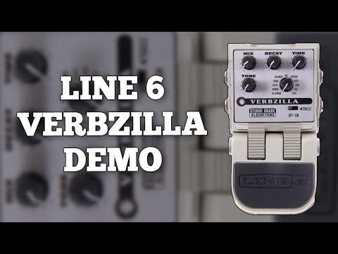 Line 6 Verbzilla Demo