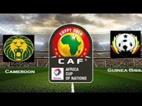 Cameroon vs Guinea Bissau Live 26 June 2019