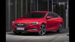 New Opel Insignia Grand Sport Concept 2017 - 2018 Review, Photos, Exhibition, Exterior and Interior