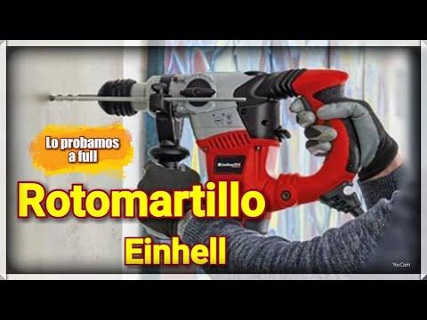 Rotomartillo EINHELL RT - RH 32 linea Expert , lo probamos en el taller