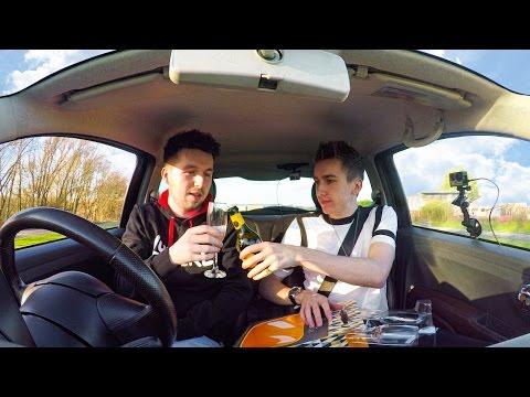 YOUTUBERS TEACH ME TO DRIVE ft SIMON