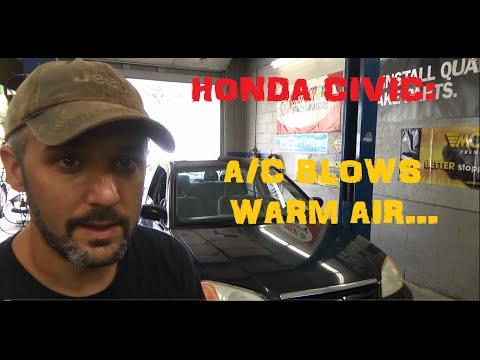 Honda Civic - No A/C