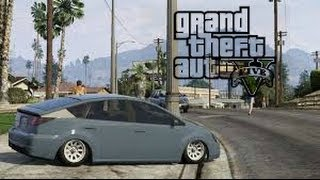 GTA 5 Online Funny Moments (Vin Diesel, Prius Racing!)