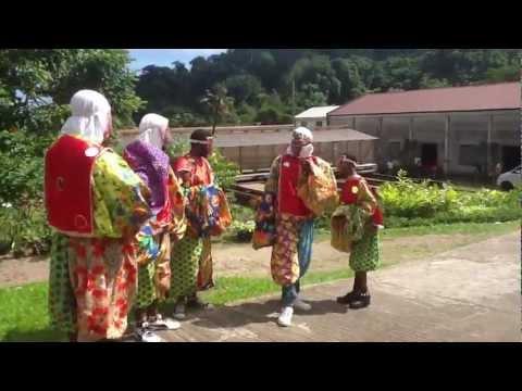 Short Knee Dance Belmont Estate Grenada
