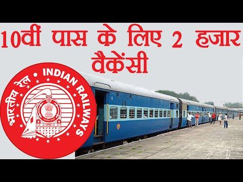 Indian Railways announced 2196 vacancies for post of apprentice in Central Railways । वनइंडिया हिंदी