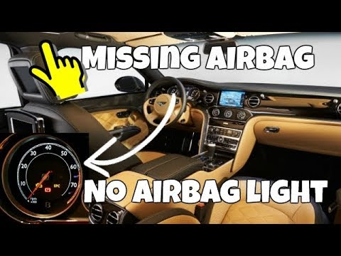 How Scammers Hack a Car's Airbag System for 5 Cents (Permanent Airbag Light Off)