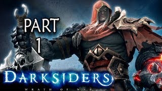 Darksiders Walkthrough - Part 1 Prepare for War Let